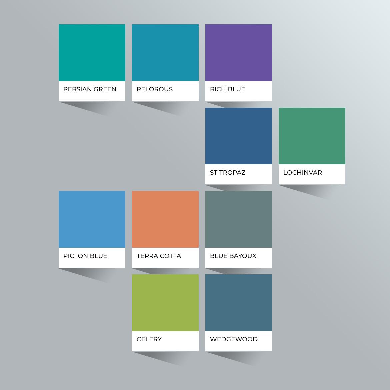 Capital colourscheme