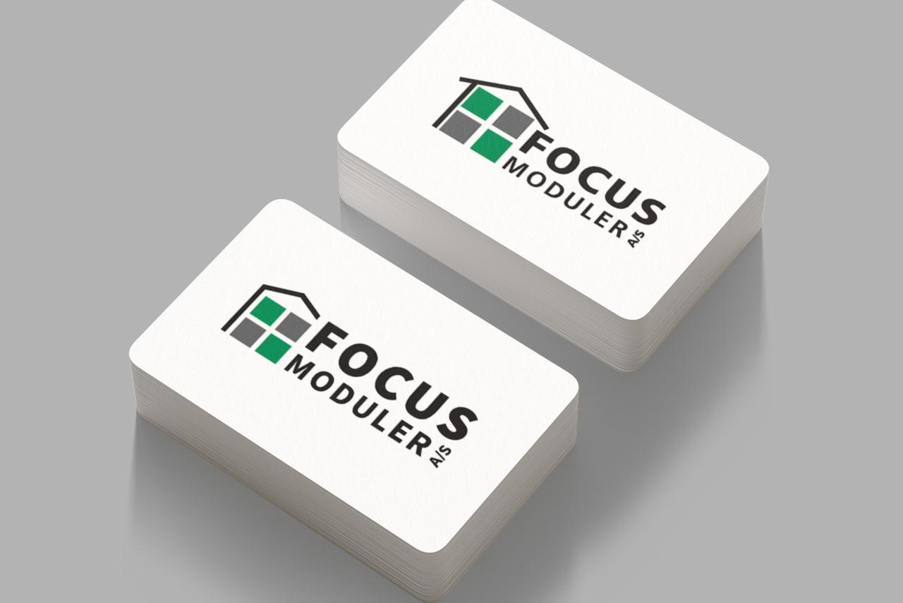 FOCUS Moduler A/S Logo update